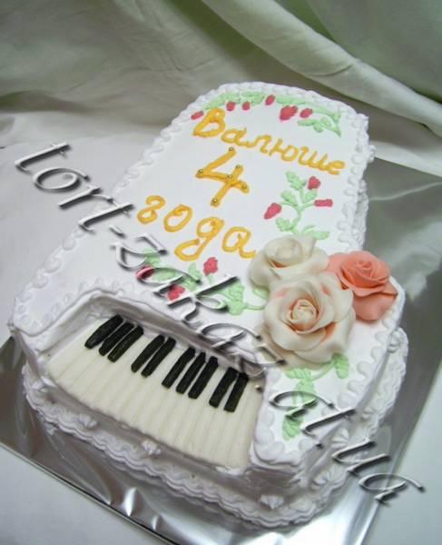 Торты на заказ рояль лучшие торты